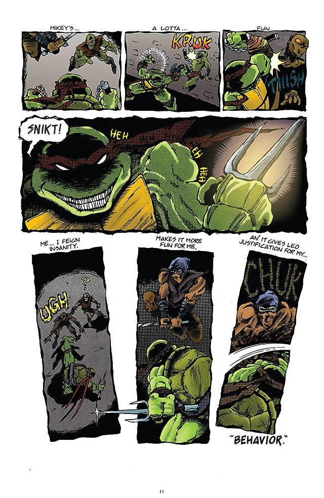 click for super-sized previews of Teenage Mutant Ninja Turtles: Classics Vol. 7