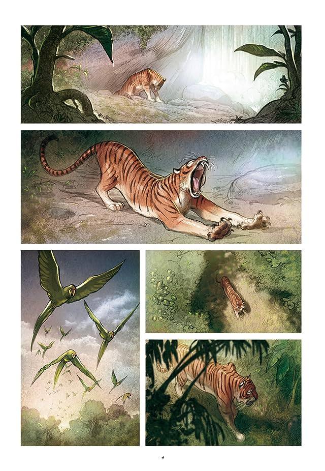 click for super-sized previews of Love Vol. 1: Le Tigre