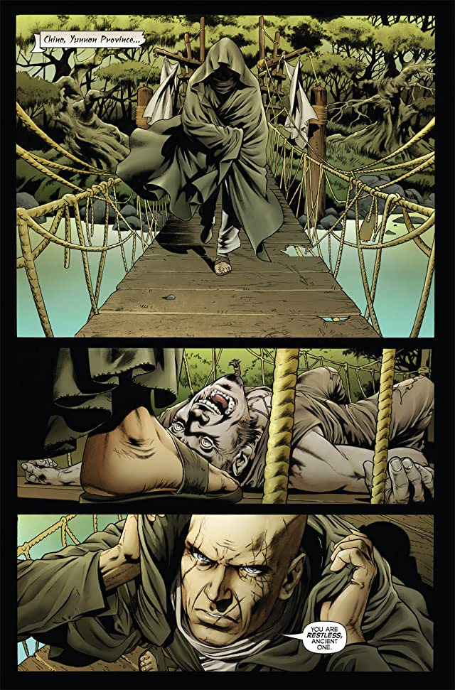 click for super-sized previews of Immortal Weapons #5