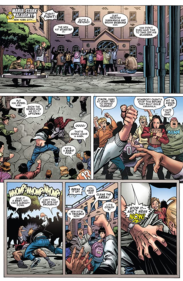 click for super-sized previews of Thunderstrike #1 (of 5)