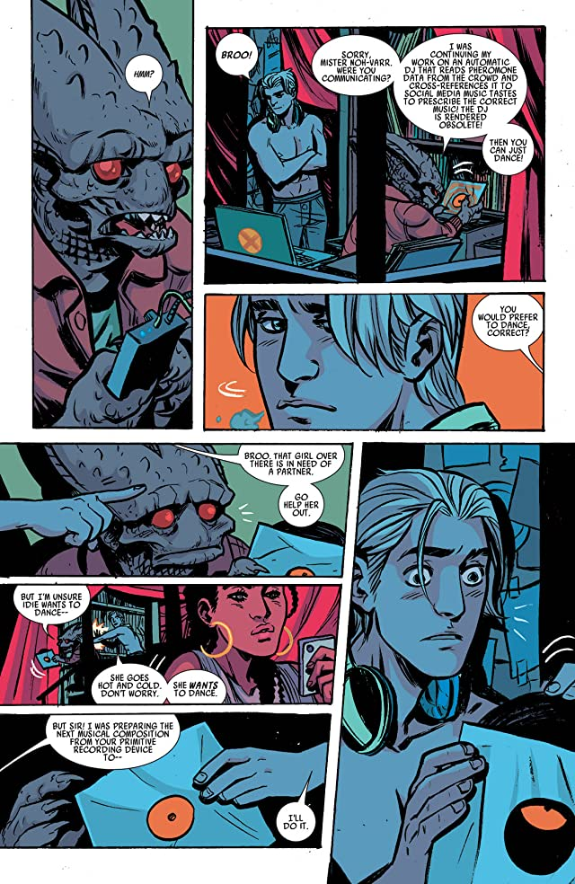 click for super-sized previews of Young Avengers (2013) #15