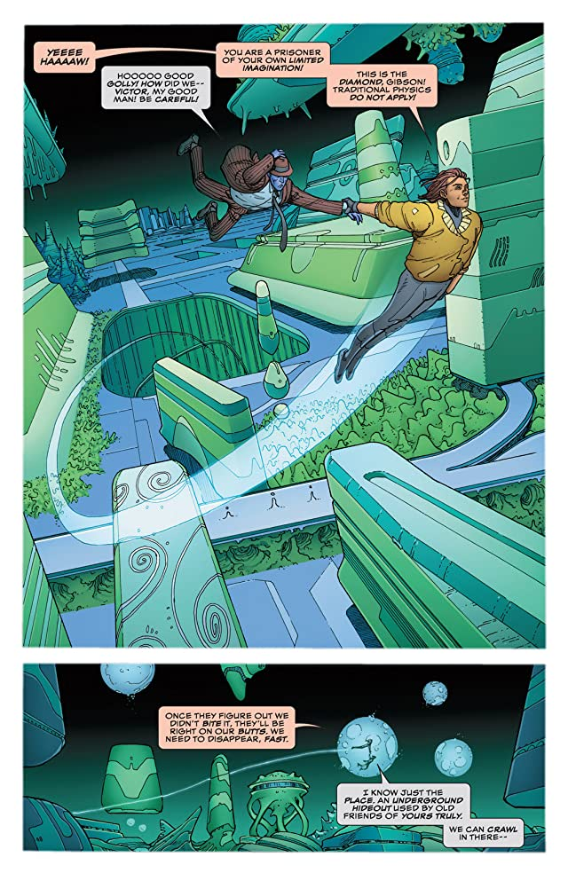 click for super-sized previews of Avengers A.I. (2013-) #8.NOW