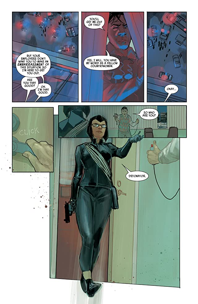 Black Widow (2014-2015) #1