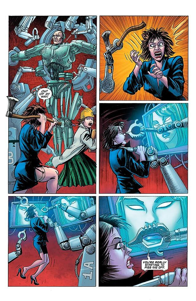 Robocop: Last Stand #6 (of 8)