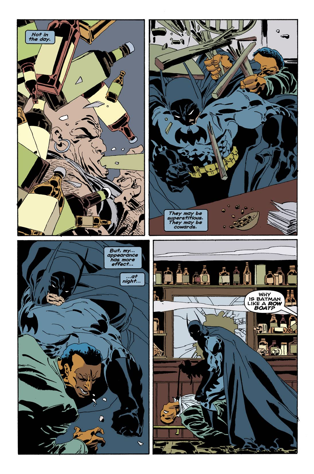 Batman: The Long Halloween #11