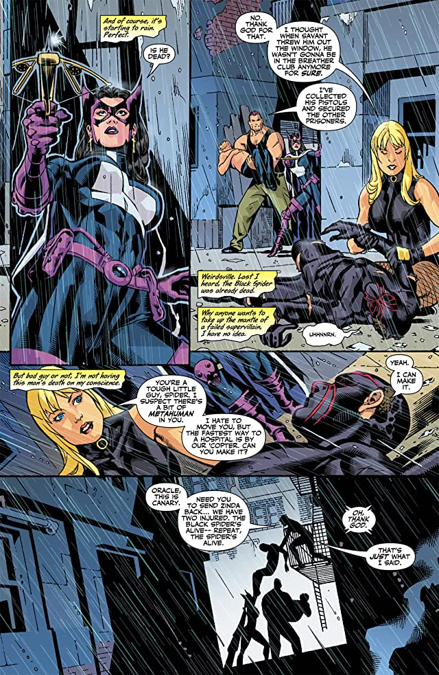 click for super-sized previews of Birds of Prey (1999-2009) #90