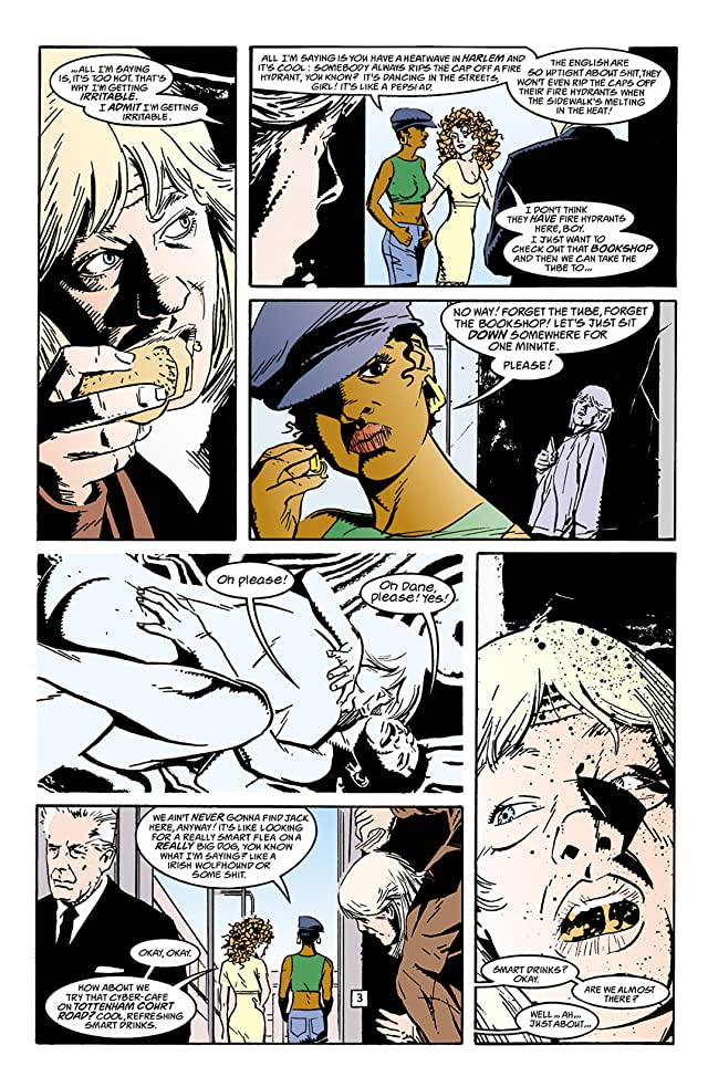 The Invisibles #16