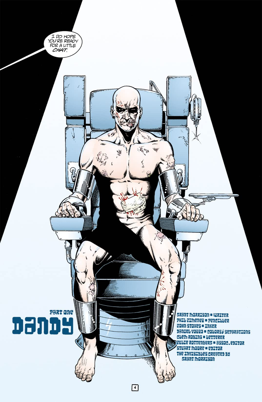 The Invisibles #17