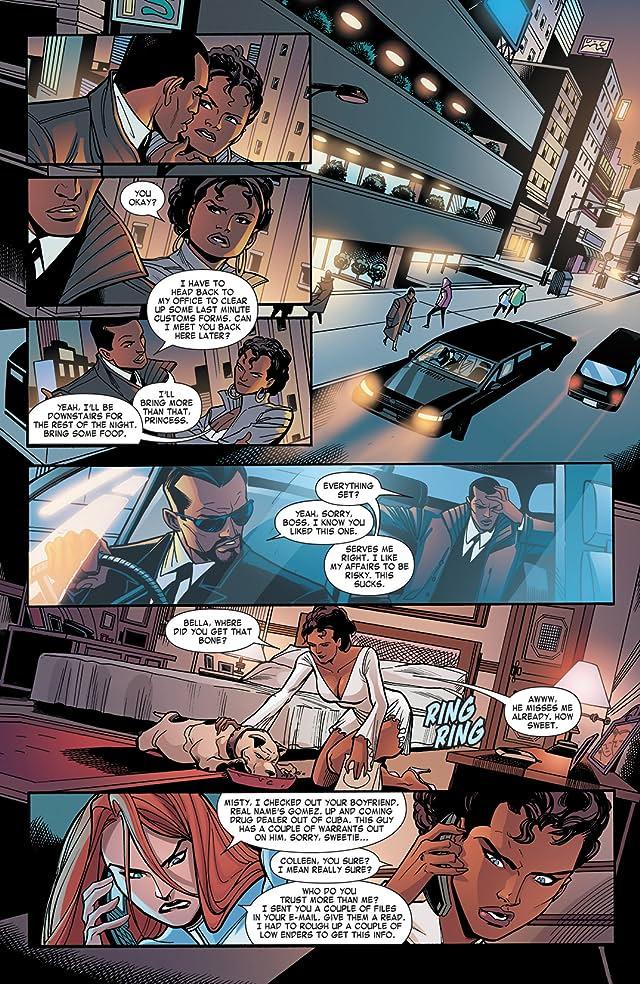 Daredevil: Dark Nights #8 (of 8)