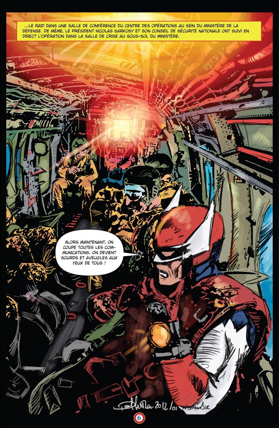 Le Coq Gaulois Vol. 1: The First Patriot