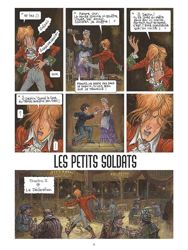 Les petits soldats Vol. 1: Le Pigeon voyageur
