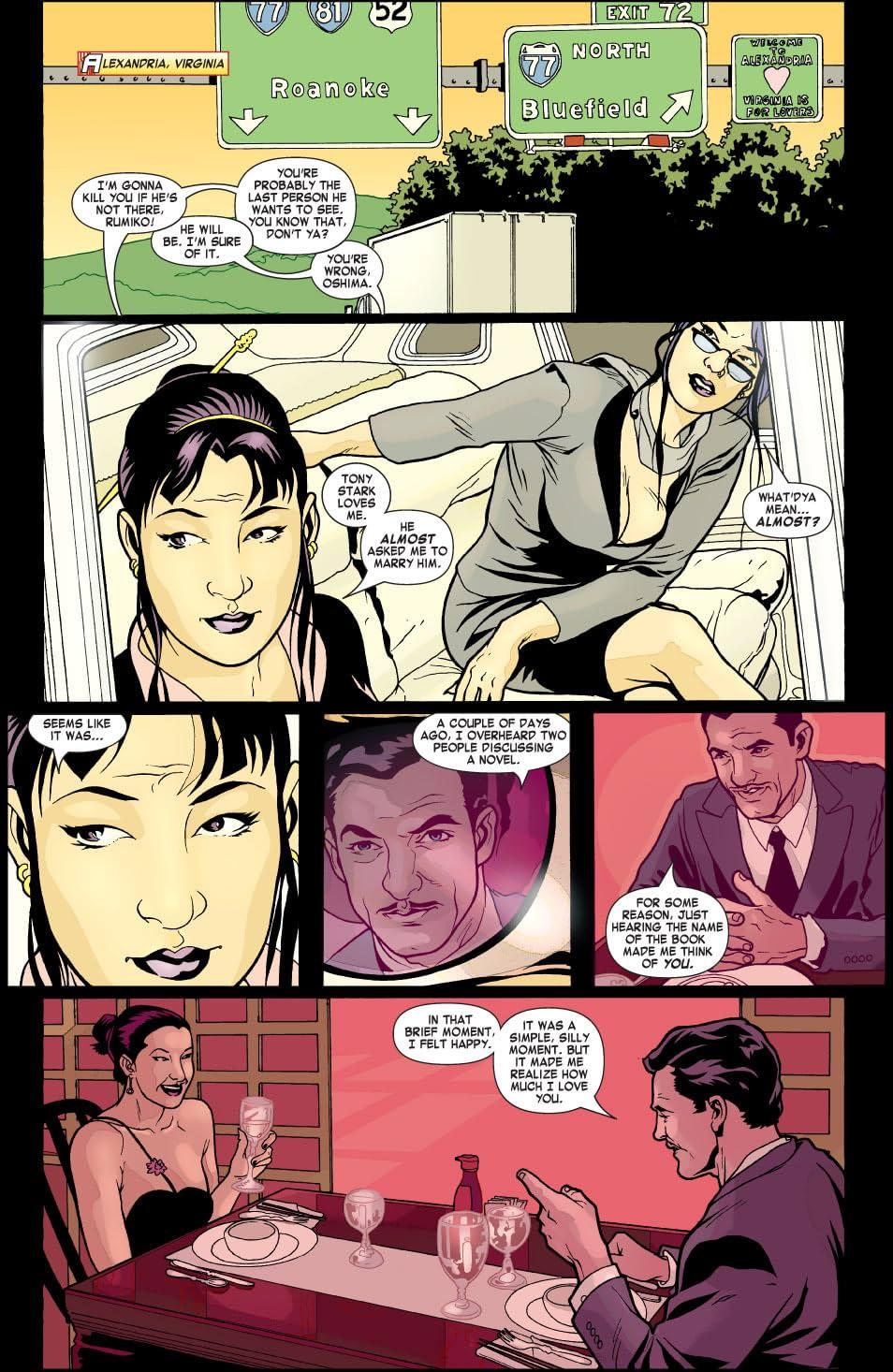 Iron Man (1998-2004) #87