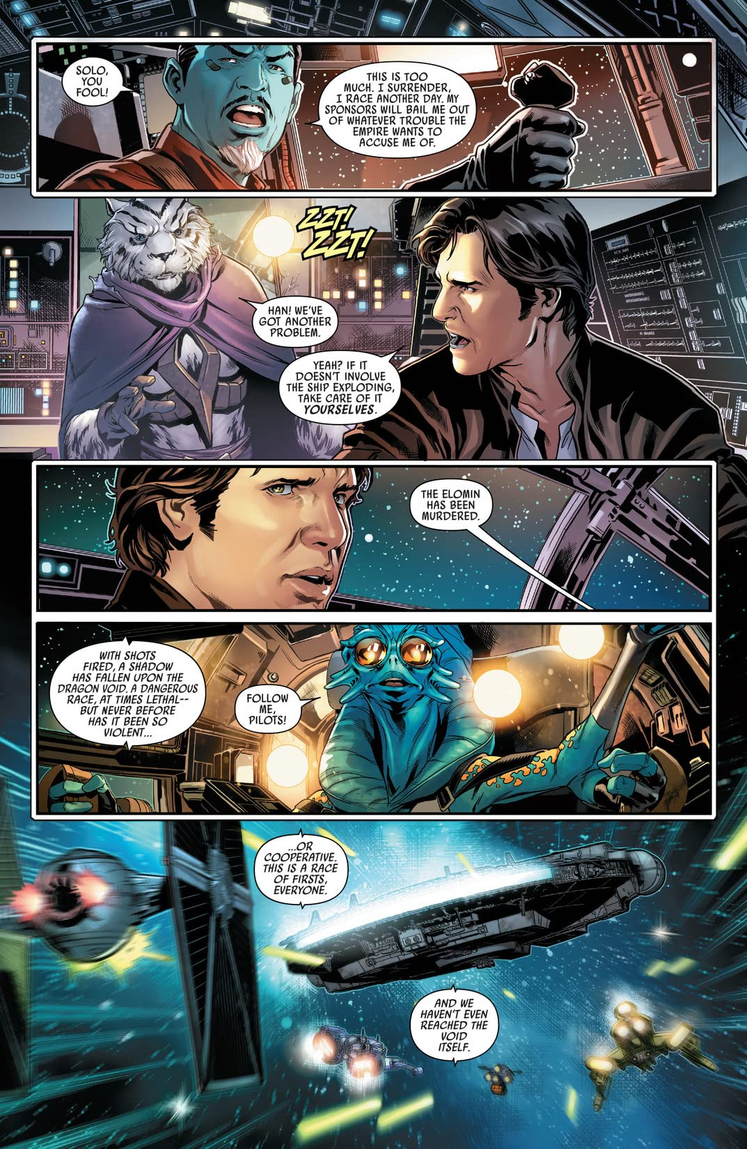Han Solo (2016) #5 (of 5)