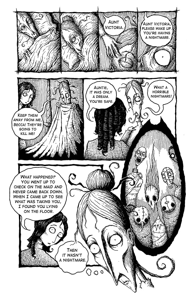 Nightmares and Fairy Tales #14