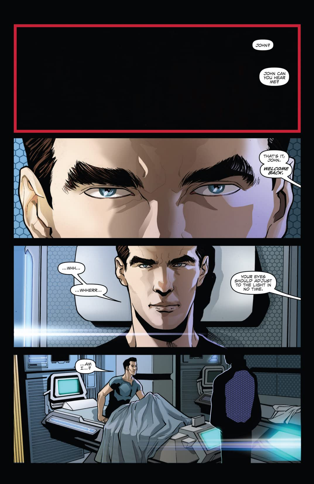 Star Trek: Khan #4 (of 5)