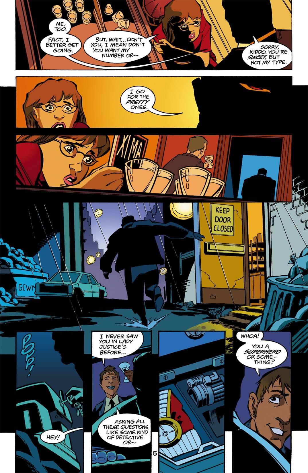 Batman (1940-2011) #606