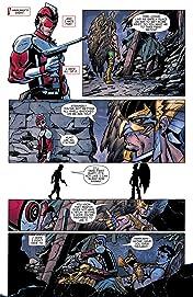 Death of Hawkman (2016-) #3