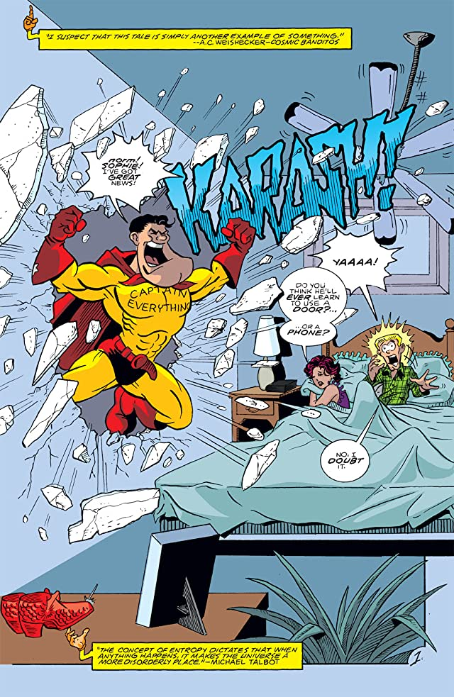 click for super-sized previews of normalman 20th Anniversary Special #1
