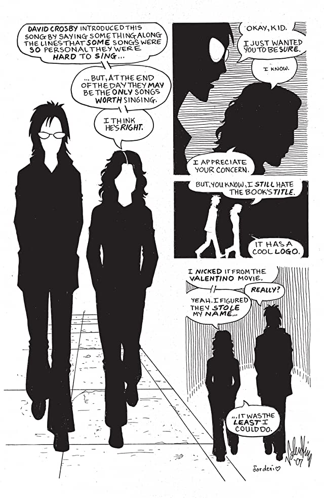 click for super-sized previews of Drawing From Life #1