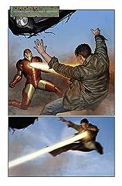 Iron Man (2004-2007) #4
