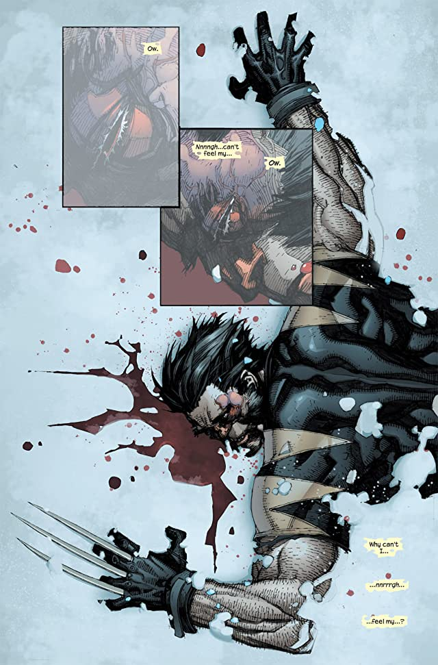 click for super-sized previews of Ultimate Wolverine Vs. Hulk #1 (of 6)