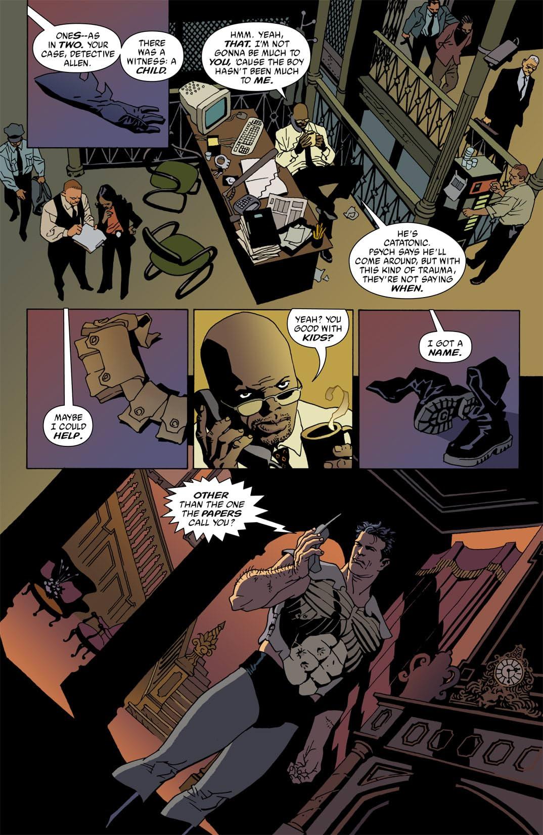 Batman (1940-2011) #621