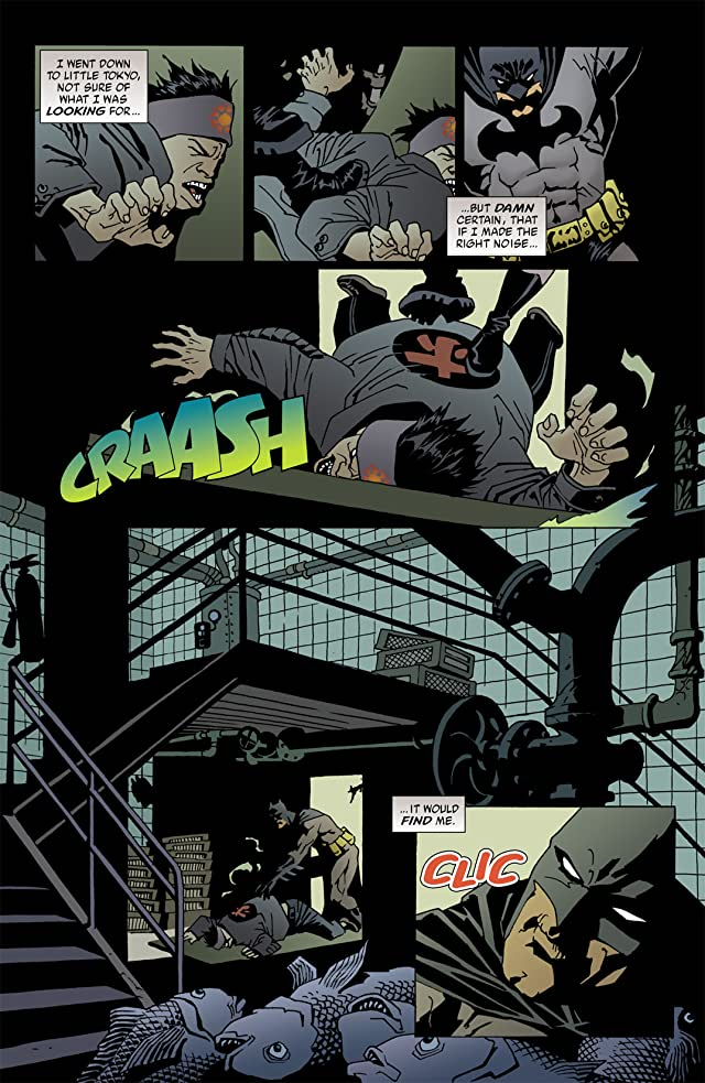 click for super-sized previews of Batman (1940-2011) #623