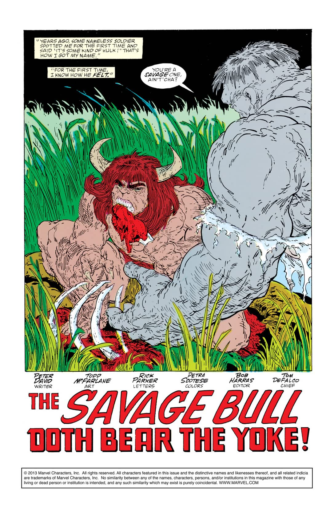 Incredible Hulk (1962-1999) #341