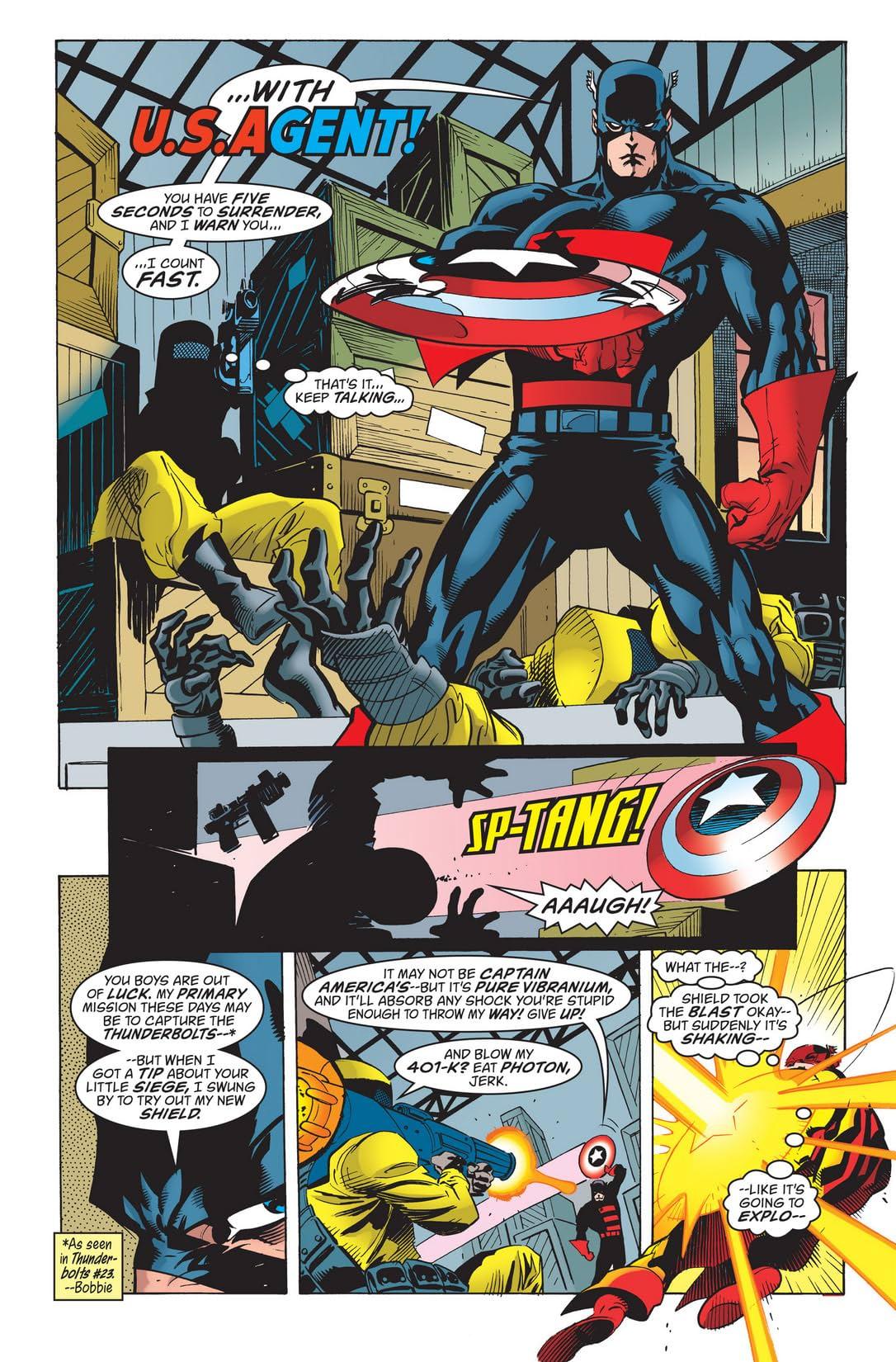 Captain America (1998-2002) #20