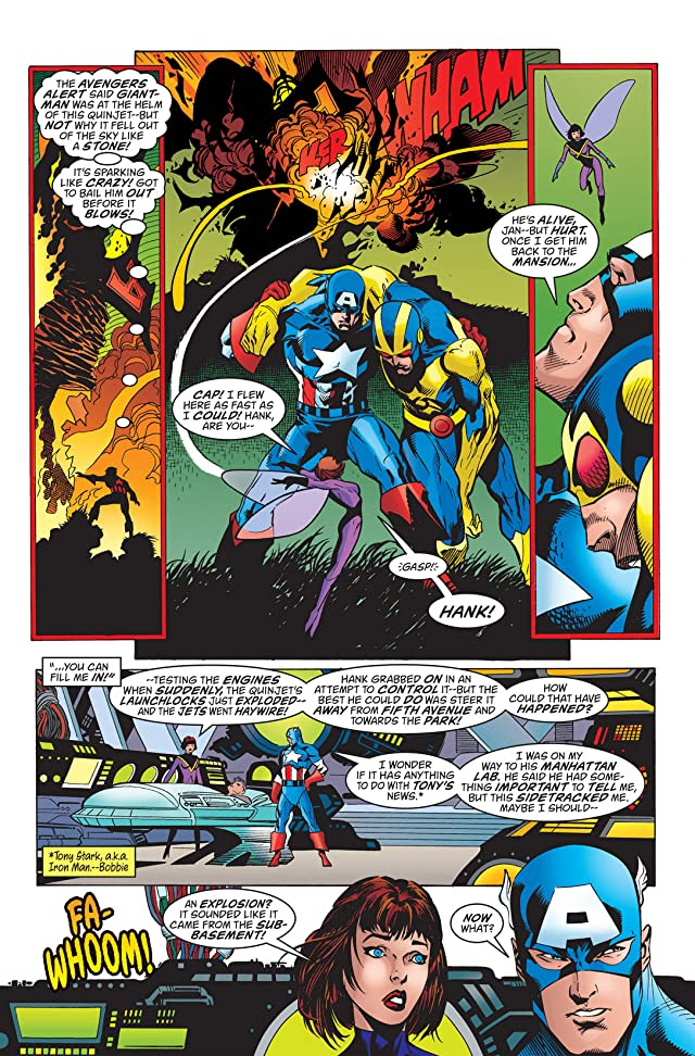 click for super-sized previews of Captain America (1998-2002) #21