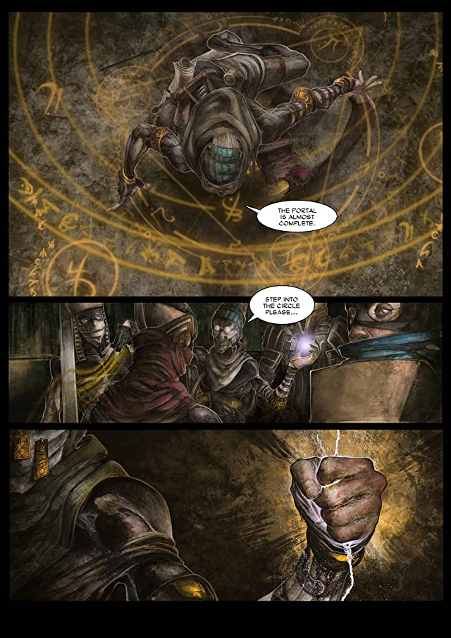 click for super-sized previews of Chronicles of Alos: The Tower #2