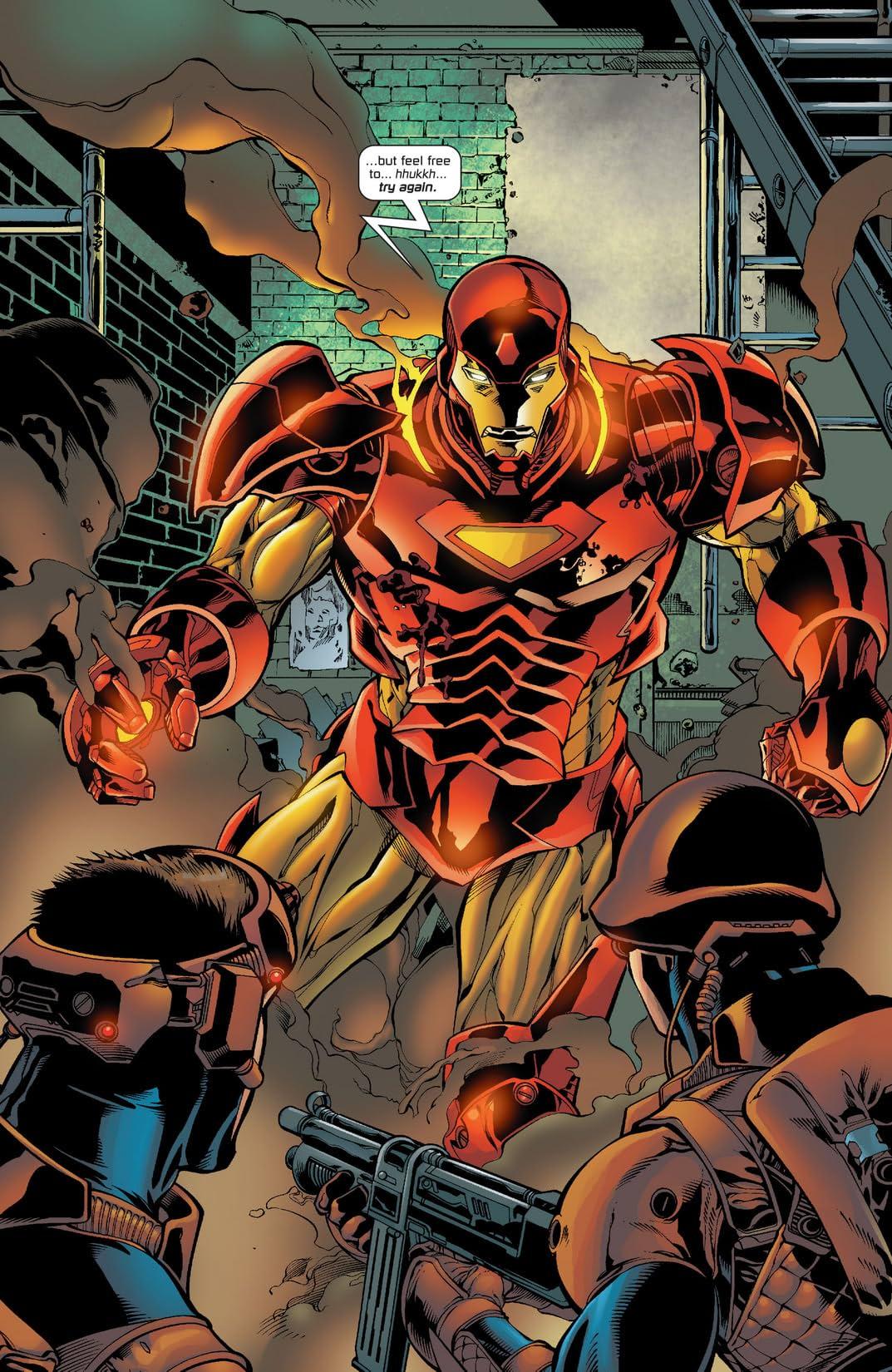 Iron Man (1998-2004) #66