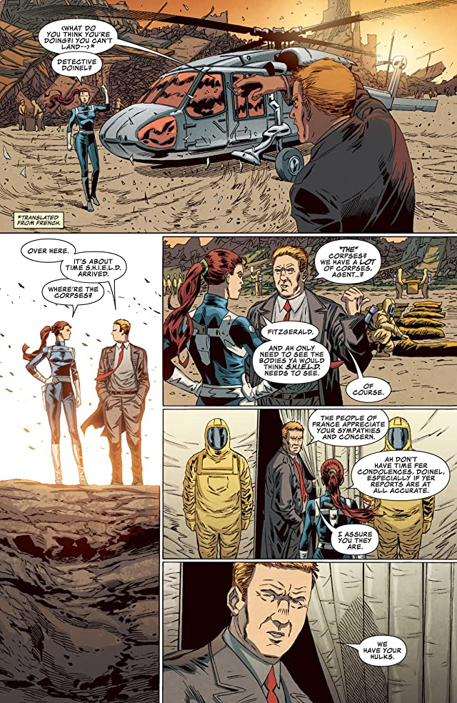 click for super-sized previews of Marvel Knights: Hulk (2013-) #2