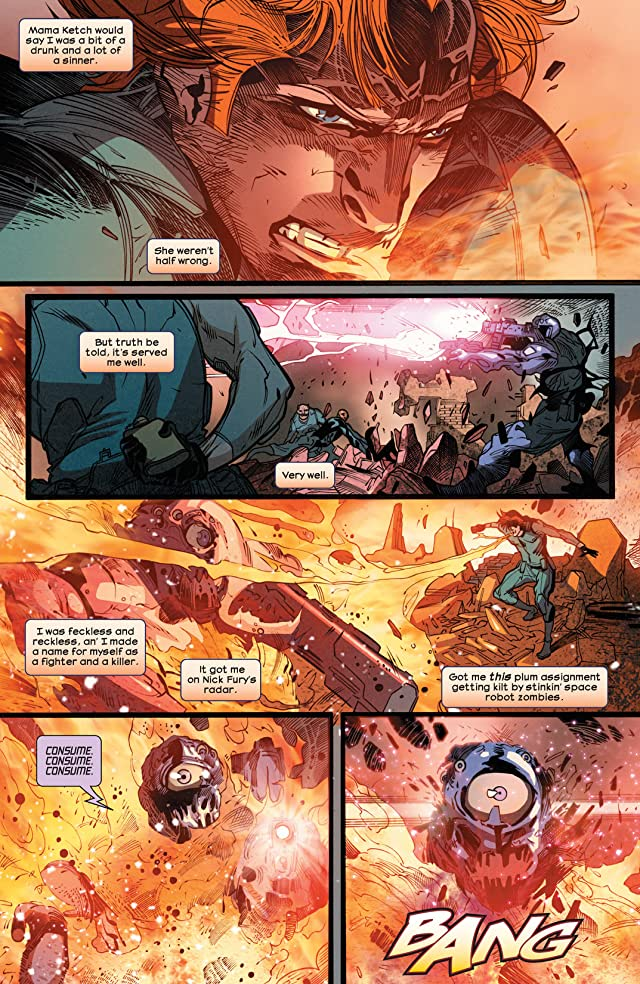 click for super-sized previews of Cataclysm: Ultimate Comics Ultimates #3