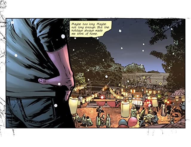 click for super-sized previews of The Vampire Diaries #5