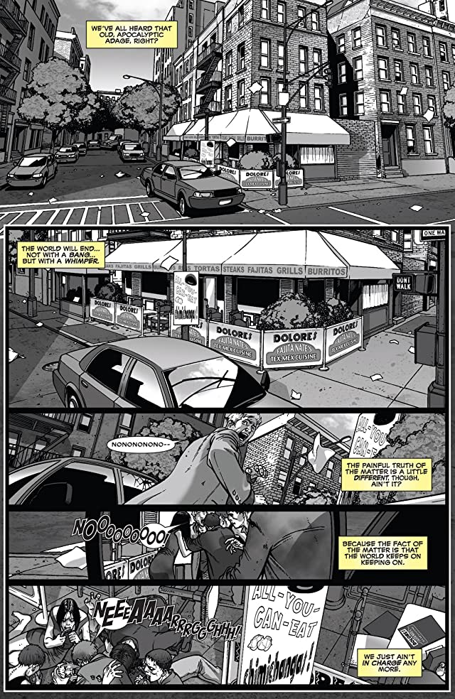 click for super-sized previews of Night of the Living Deadpool #1 (of 4)