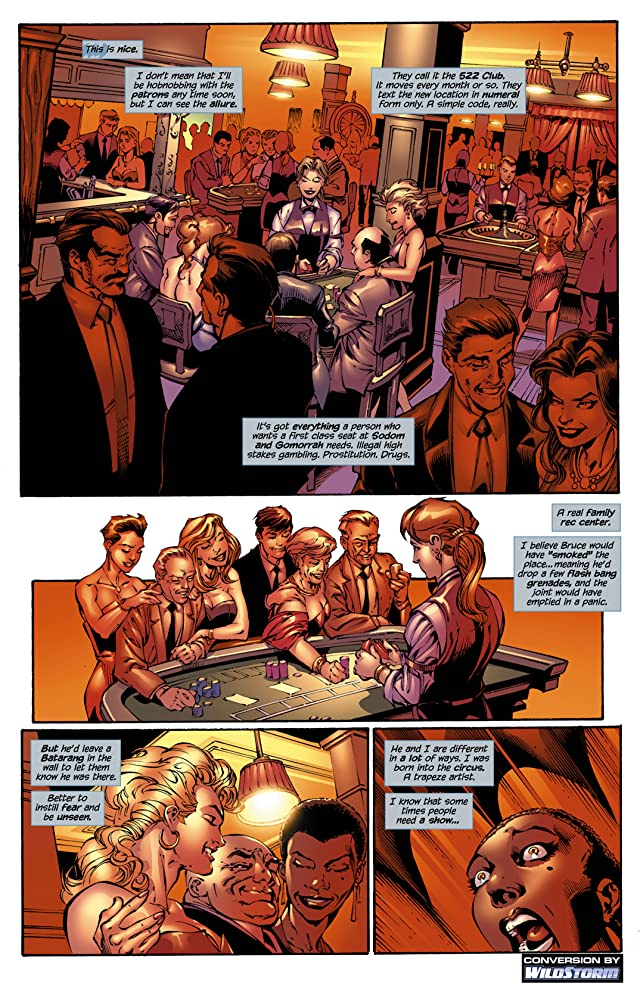 click for super-sized previews of Batman (1940-2011) #689