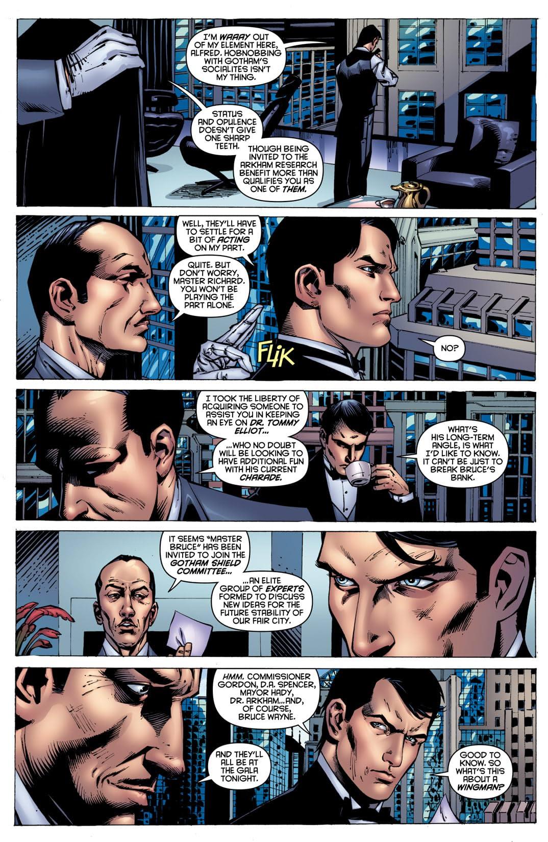 Batman (1940-2011) #693