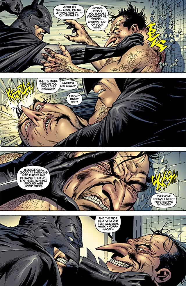 click for super-sized previews of Batman (1940-2011) #694