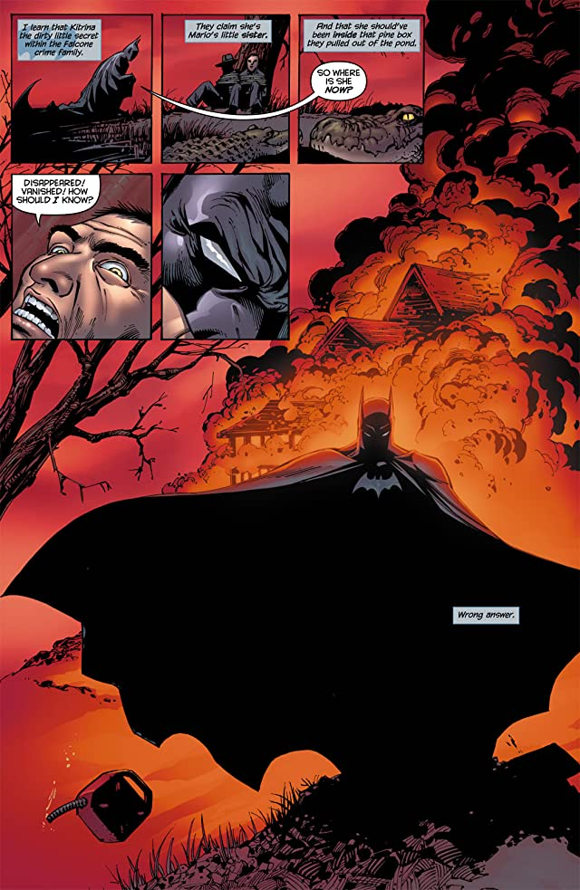 click for super-sized previews of Batman (1940-2011) #695