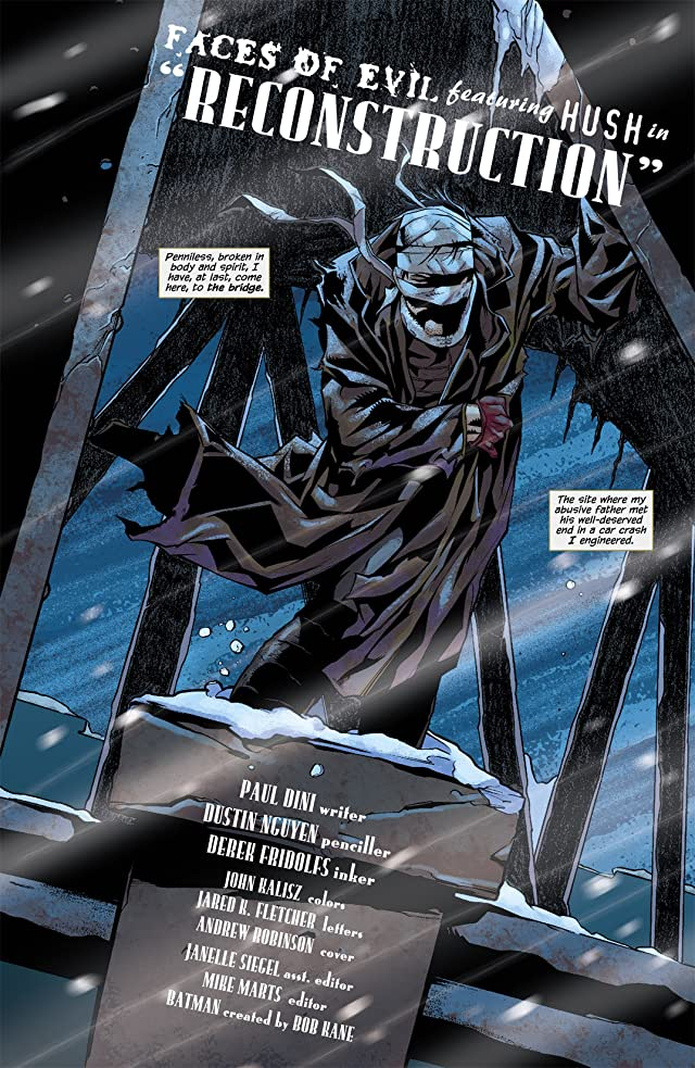 click for super-sized previews of Detective Comics (1937-2011) #852