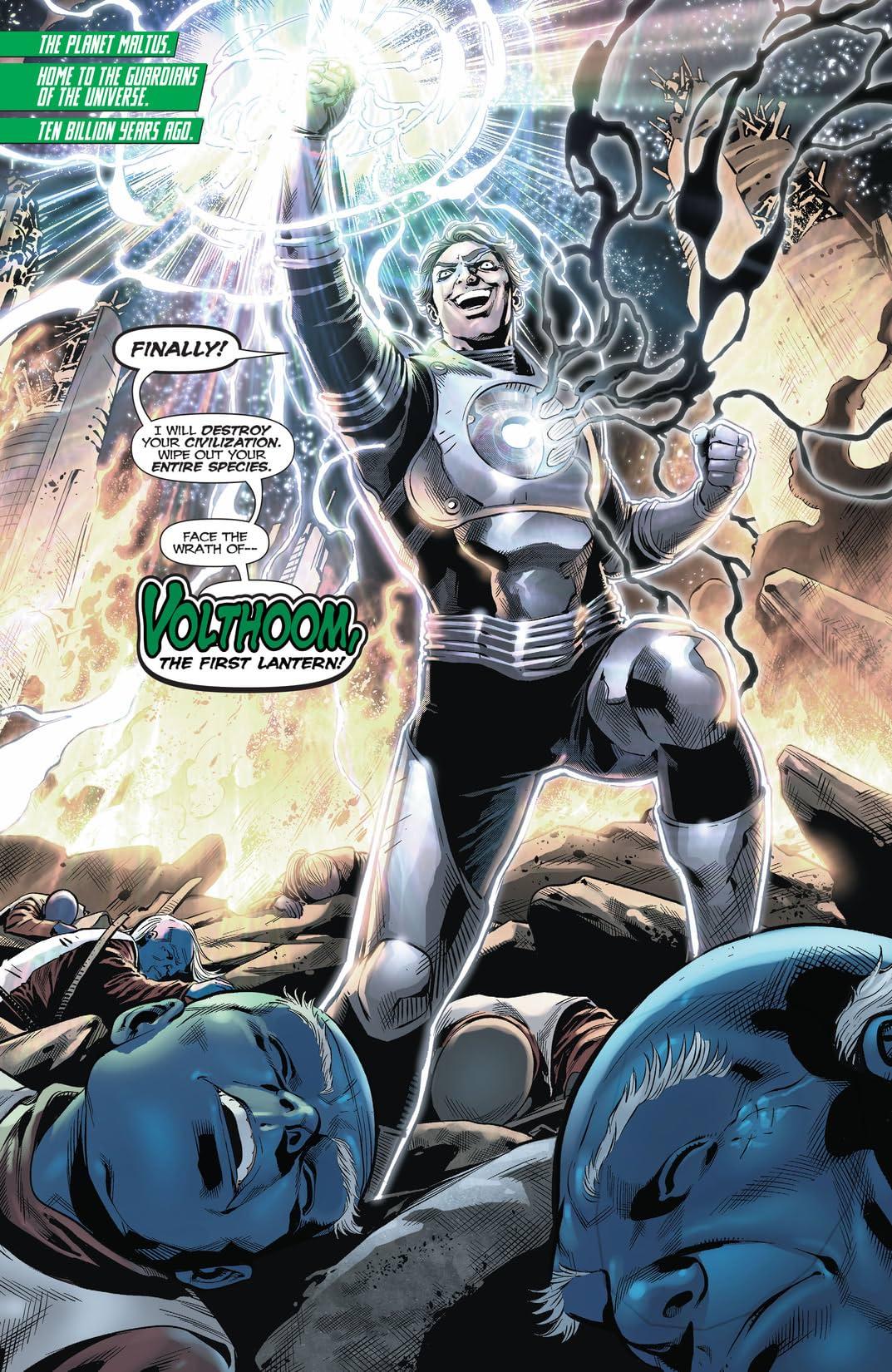 Green Lanterns (2016-) #13