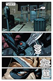 Fallen Son: Death of Captain America #1: Wolverine