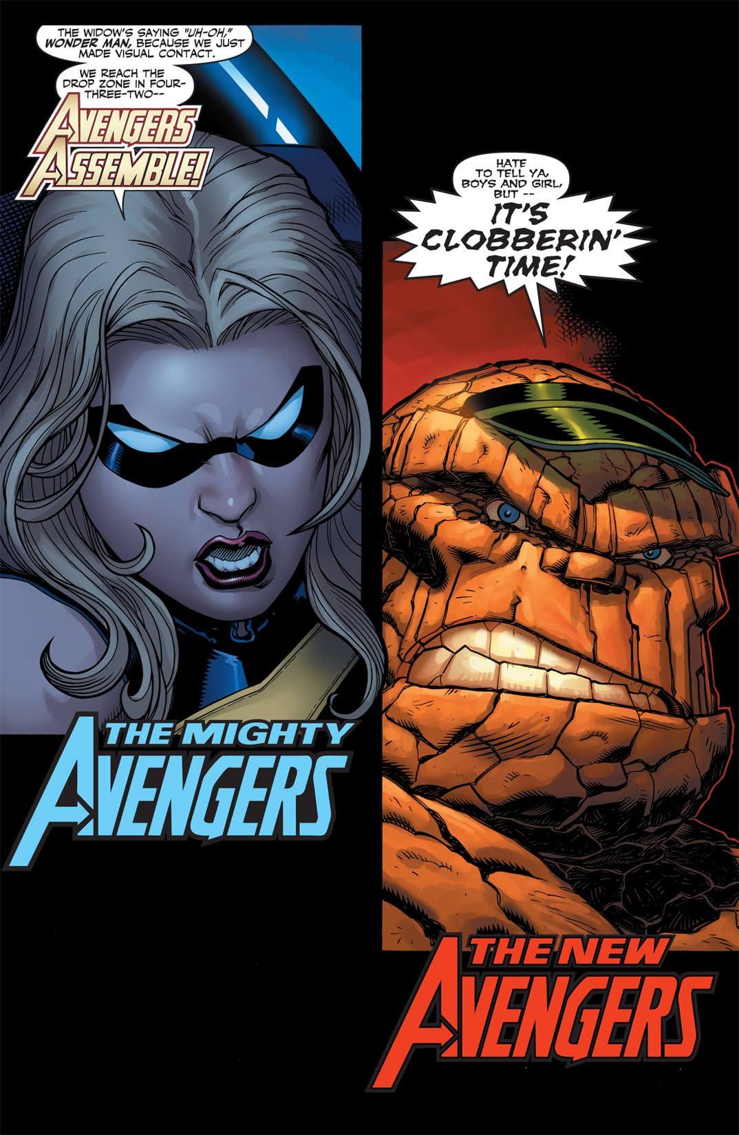 Fallen Son: Death of Captain America #2: Avengers
