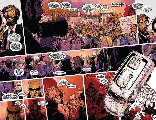 Uncanny X-Men (2013-2015) #16