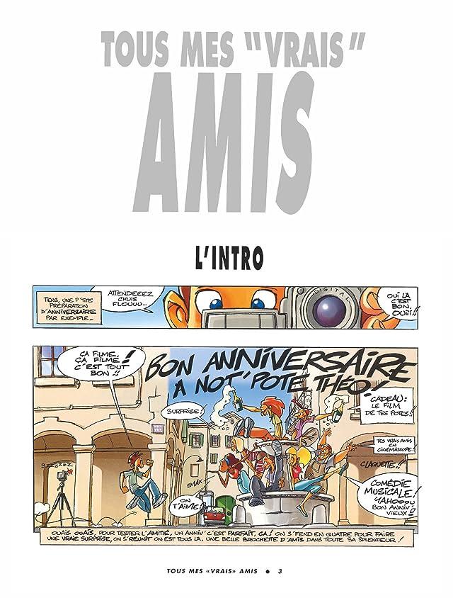 click for super-sized previews of Tous mes vrais amis