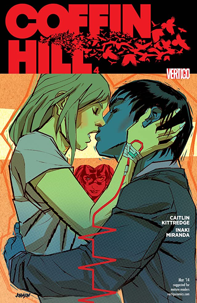 click for super-sized previews of Coffin Hill (2013-) #4