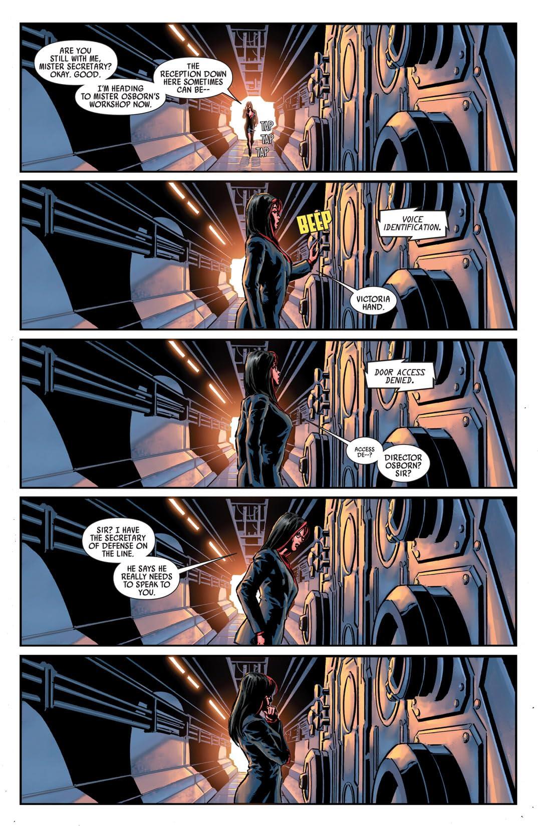Dark Avengers #9