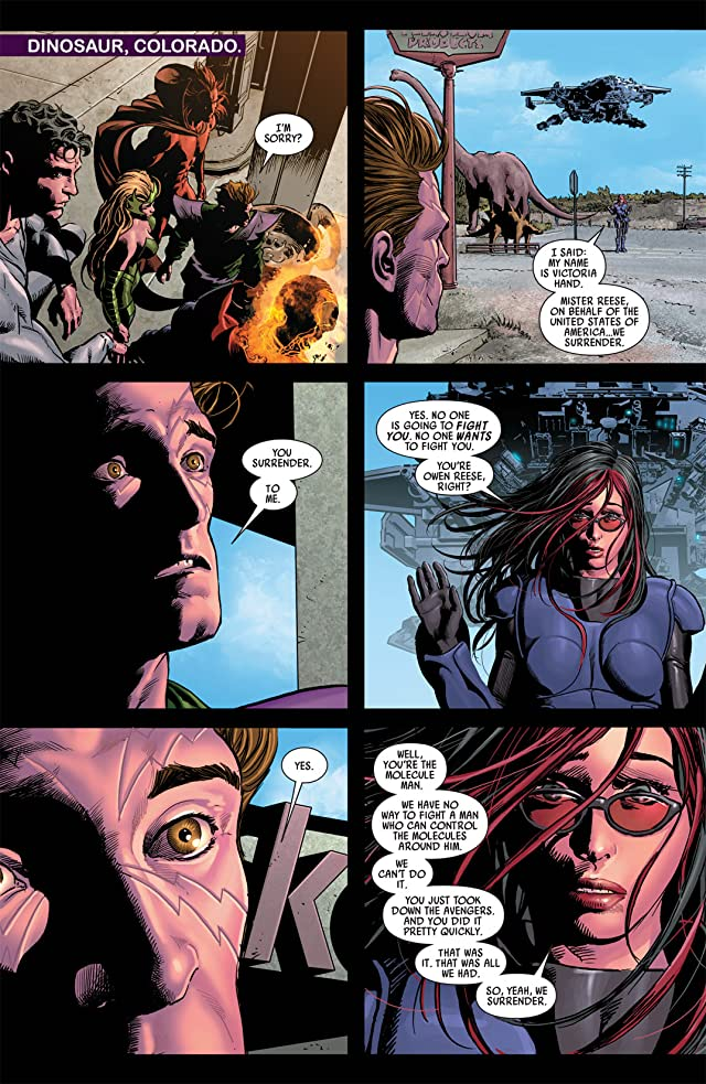 click for super-sized previews of Dark Avengers #12