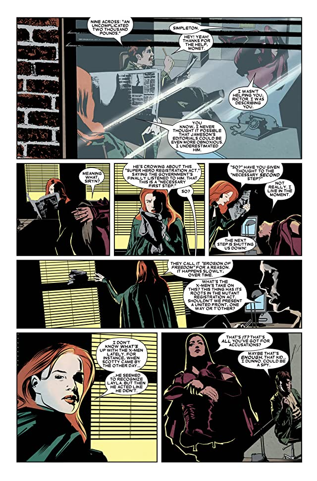 click for super-sized previews of X-Factor (2005-2013) #8